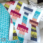 Jelly Roll Slice Quilt